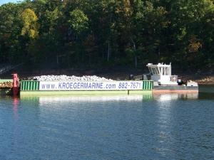 Barge Installation
